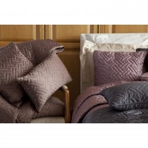 Belledorm Valencia Cushion Mulberry 45x45