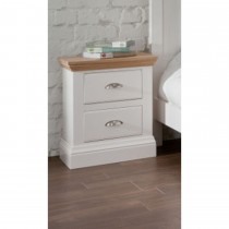 Tch Cannes 2 Drawer Bedside Chest 2 Draw