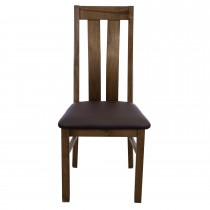 Casa Bordeaux Twin Slat Chair D Chair