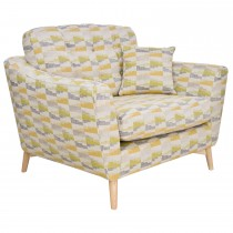 Ercol Gela Snuggler Chair