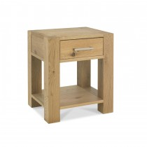Casa Toledo Lamp Table With Drawer