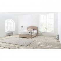 Slumberland Bronze Seal King Pt 2 Drw Set King, Boulevard Stone