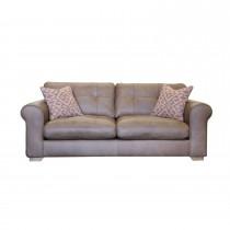 Alexander & James Pemberley Midi Sofa (sb) 3 Seat, Indiana Tan