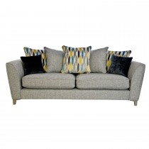 Whitemeadow Lacey Extra Large Sofa (pb) 4 Seat