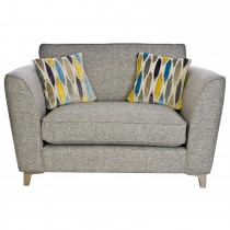 Whitemeadow Lacey Snuggler Chair Chair