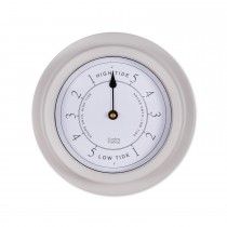Garden Trading Tide Clock, Putty