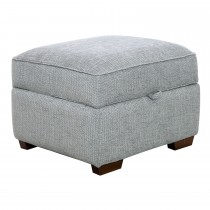 Casa Willow Storage Footstool