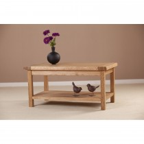 Casa Seville Coffee Table, Oak