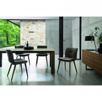 Calligaris Omnia Table & 4 Annie Chairs Set