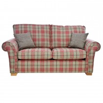 Alstons Lancaster 2 Seater Sofa 2 Seat, Plaid 7851