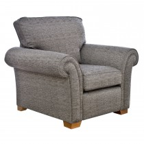 Alstons Lancaster Chair Chair, Plain 7575