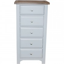 Casa Eden 5 Drawer Wellington Chest