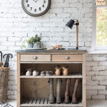 Garden Trading Aldsworth Bootroom Unit, Natural