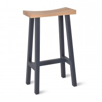 Garden Trading Tall Clockhouse Stool,oak