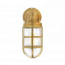 Garden Trading Devonport Down Light, Brass
