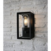 Garden Trading Napier Wall Light, Carbon