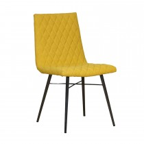 Casa Amsterdam Quilted Back Dining Chair