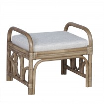 Cane Industries Lana Footstool Footstool