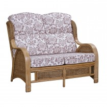 Cane Industries Bari 2 Seater Sofa 2 Seat