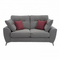 Alstons Savannah 2 Seater Sofa, Grey