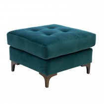 Casa Madrid Footstool