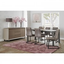 Casa Paxton Table & 6 Chair Dining Set