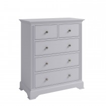 Casa Dover 2 Over 3 Chest, Grey