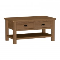 Casa Radstock Coffee Table, Large, Brown