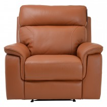Casa Harry Pwr Recliner Chair (1p) Ginger Chair