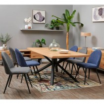 Unique Adelaide Table & 6 Chairs