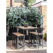 Garden Trading Camley Bar Table Set