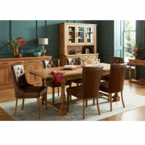 Granada Extending Dining Table & Six Chairs