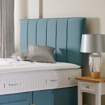 Sleepeezee Lily Headboard Double, Teal
