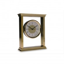 Acctim Berwick Mantel Clock Gold Gold 3.5x18.6