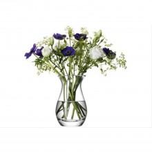 Lsa 17.5cm Flr Posy Vase Clr