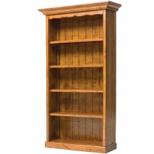 Lifestyle Medium Bookcase, Brown