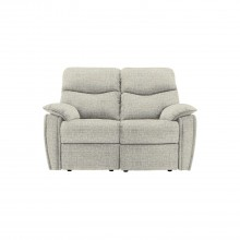 G Plan Henley Two Seater Fabric Sofa