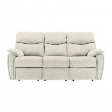 G Plan Henley Three Seater Fabric Sofa