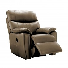 G Plan Henley Manual Recliner Leather Armchair