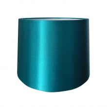 "12"" Silk Shade, Teal"