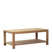Ercol Bosco Coffee Table Brown Coffeetabl