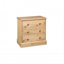 Carleton Three Drawer Chest