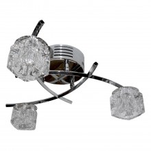 Danner 3 Light Ceiling Light