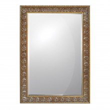 Midland Reproduction Harlow Gold Mirror Gold 104x74cm
