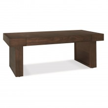 Akita Coffee Table, Walnut