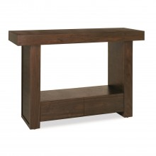 Akita Console Table, Walnut