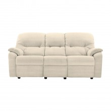 G Plan Mistral Three Seater Fabric Sofa
