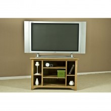 Toulouse Corner TV Stand