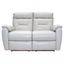 Colorado Two Seater Manual Recliner Sofa