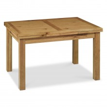 Bretagne Draw Leaf Ext Table Oak Table